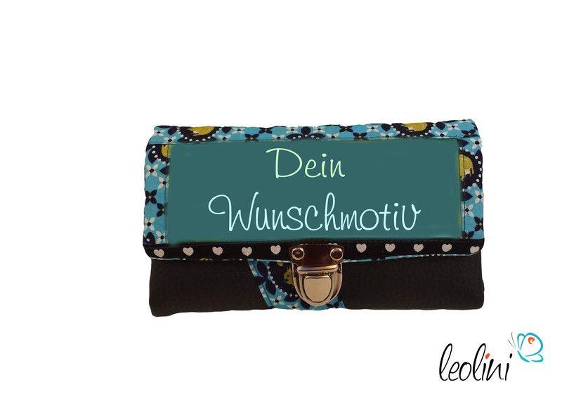 Portemonnaies - Wunsch Portemonnaie Wunschmotiv Geldbörse - ein ...