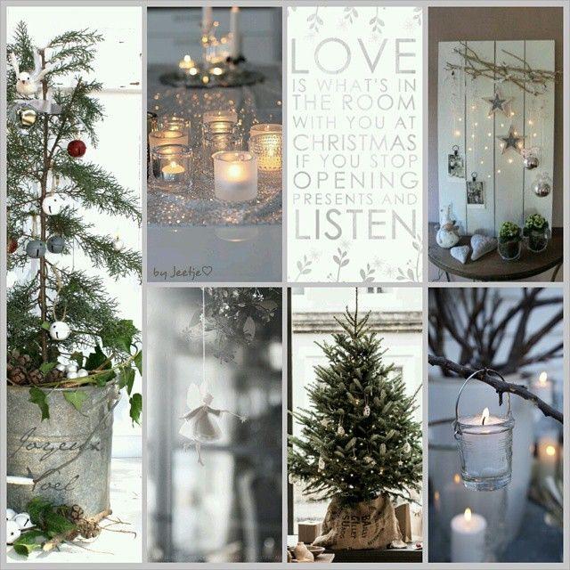 Listen. #moodboard #inspirationboard #collage #mosaic #Christmas #byJeetje