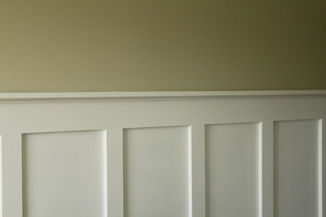 Crown Molding Wainscoating And Baseboard On Pinterest