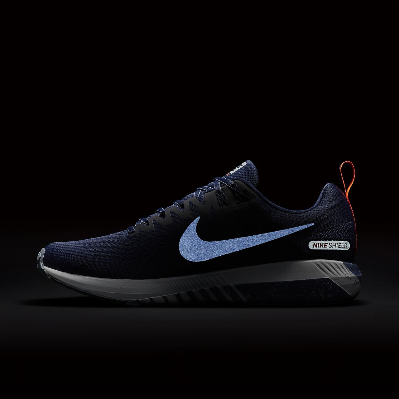 Nike Air Zoom Structure 21 Shield Men S Running Shoe Running Shoes For Men Nike Shoes Mens Running Mens Nike Shoes