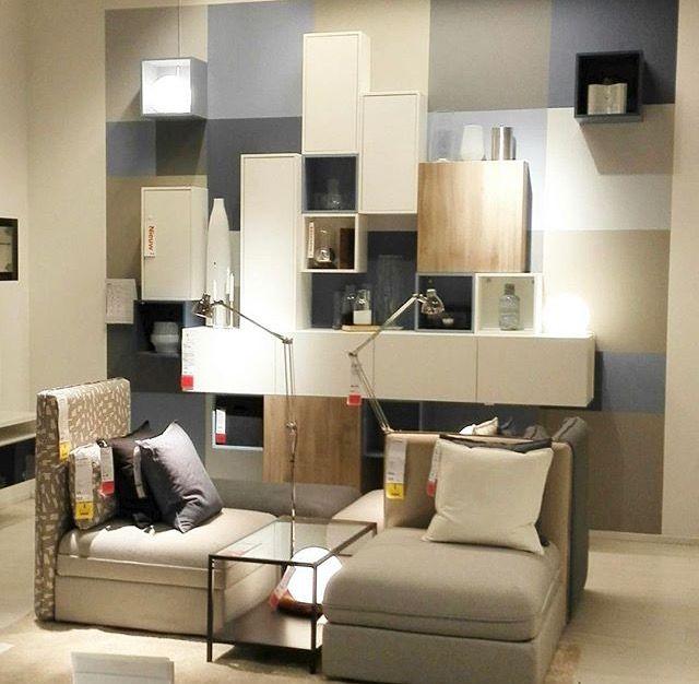 Ikea skabe til kontor   Mobili soggiorno, Arredamento ...