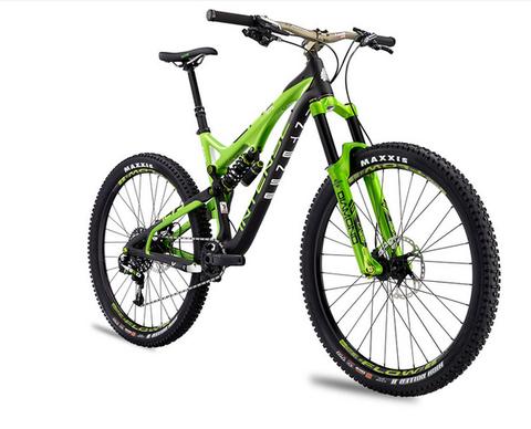 Intense Tracer T275c Dvo Limited Edition Jade Green Mt Bike