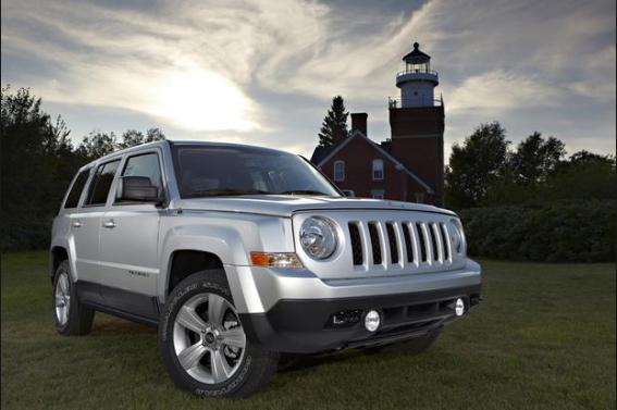 2013 Jeep Patriot Owners Manual Dengan Gambar