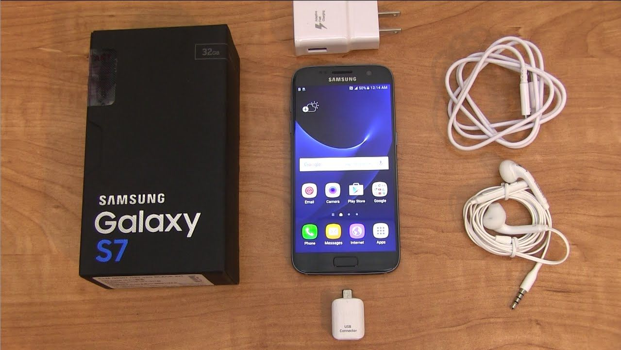 New Replica/Clone Unlocked Sealed 1:1 Samsung Galaxy S7