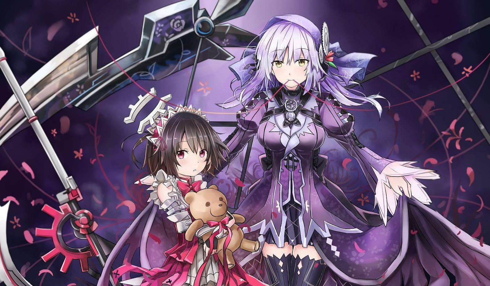 Lily Ketua Osis Manga Anime Anime Neko Gambar Anime
