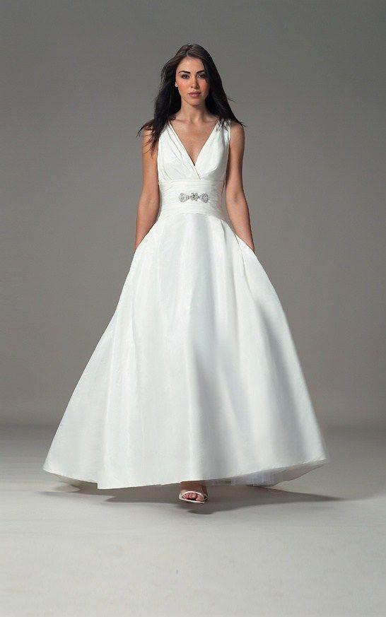 13 gorgeous wedding dresses for older brides