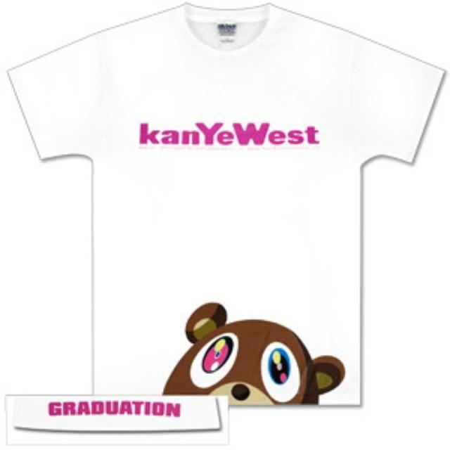 Kanye West Half Bear Tee Kanye West Shirt Kanye Kanye West