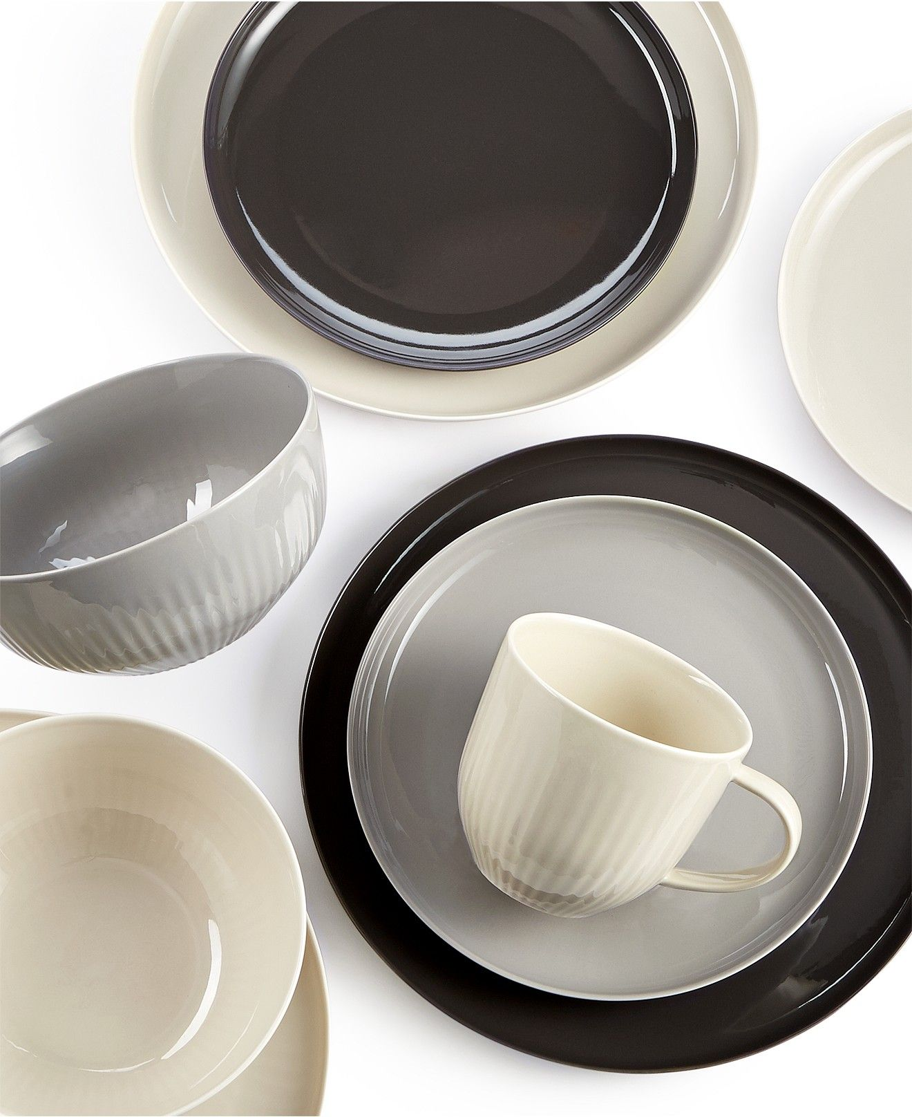 Hotel Collection Modern Dinnerware Collection