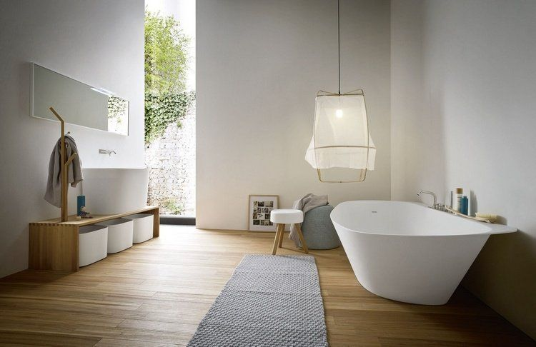 Banc salle de bain - un petit meuble avantageux et distingué   Salle ...
