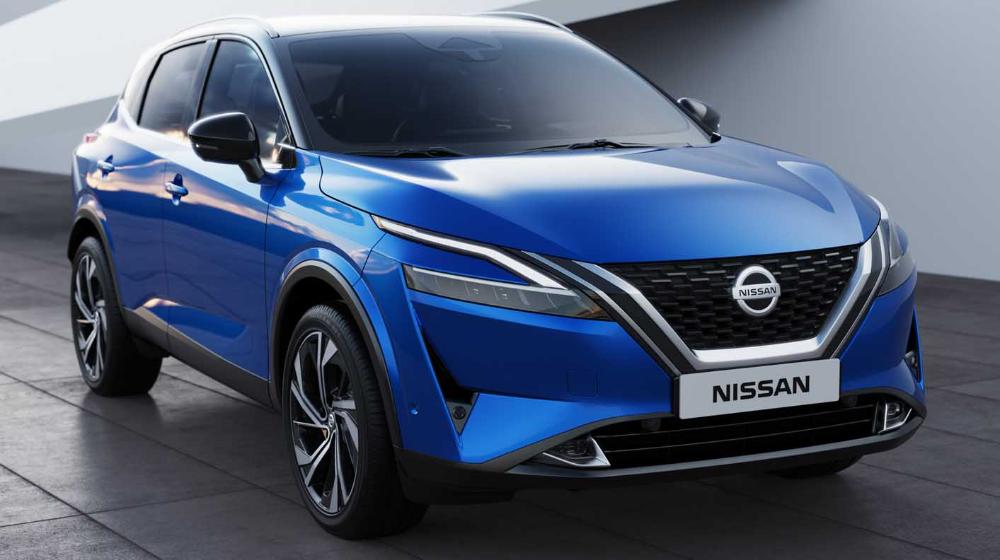 نيسان كاشكاي 2022 الجديدة بالكامل الجيل الثالث من الكروس أوفر الأكثر مبيعا في أوروبا موقع ويلز In 2021 Nissan Qashqai Nissan