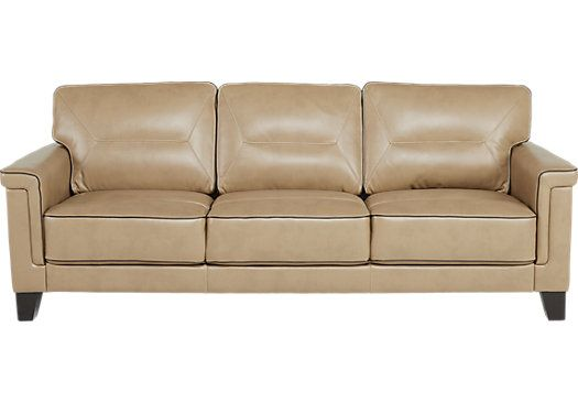 picture of Sofia Vergara Mendocino Taupe Sofa from Sofas Furniture ...
