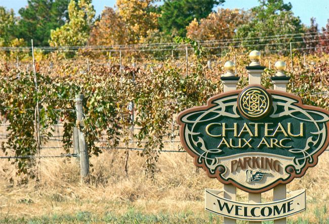 Chateau Aux Arc Vineyards and Winery - Encyclopedia of Arkansas