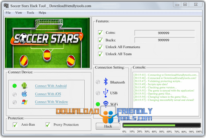 Soccer Stars Hack Tool 2016 No Survey (Android iOS) Free Download http  6c6b8cab4