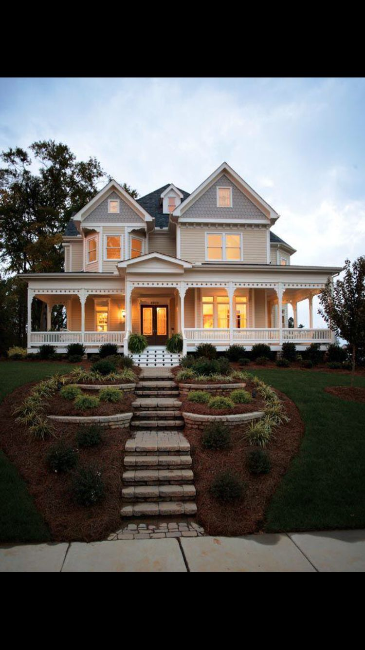 The Absolute Perfect House For Me Victorian House Plans Victorian Homes House Styles