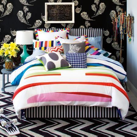 9 by Novogratz Dream in Color Mini Comforter Bedding Set - Walmart ...