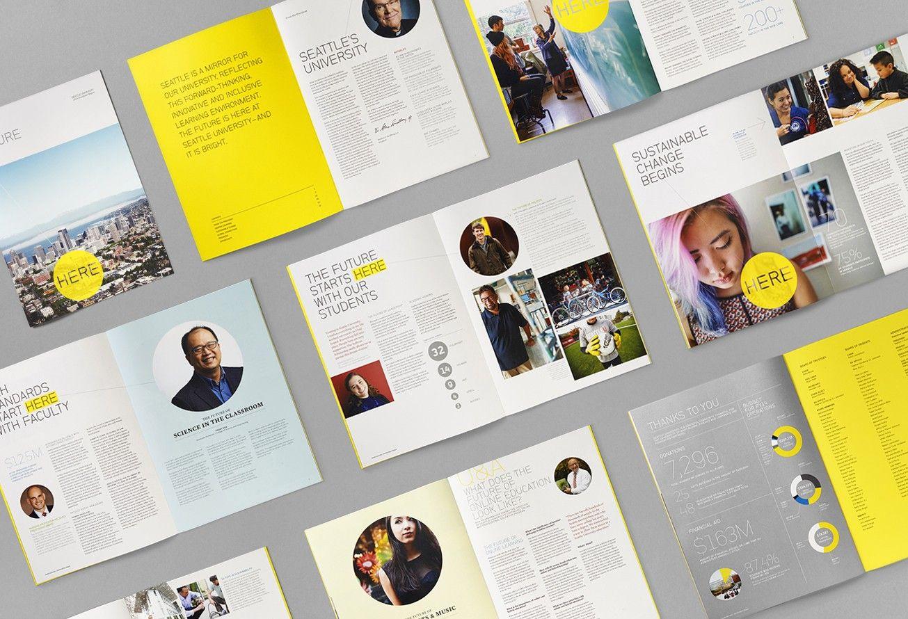 Turnstyle Design Graphic Design Web Design Information Design Su 2014 President S Report Editorial Design Layout Book Design Print Layout