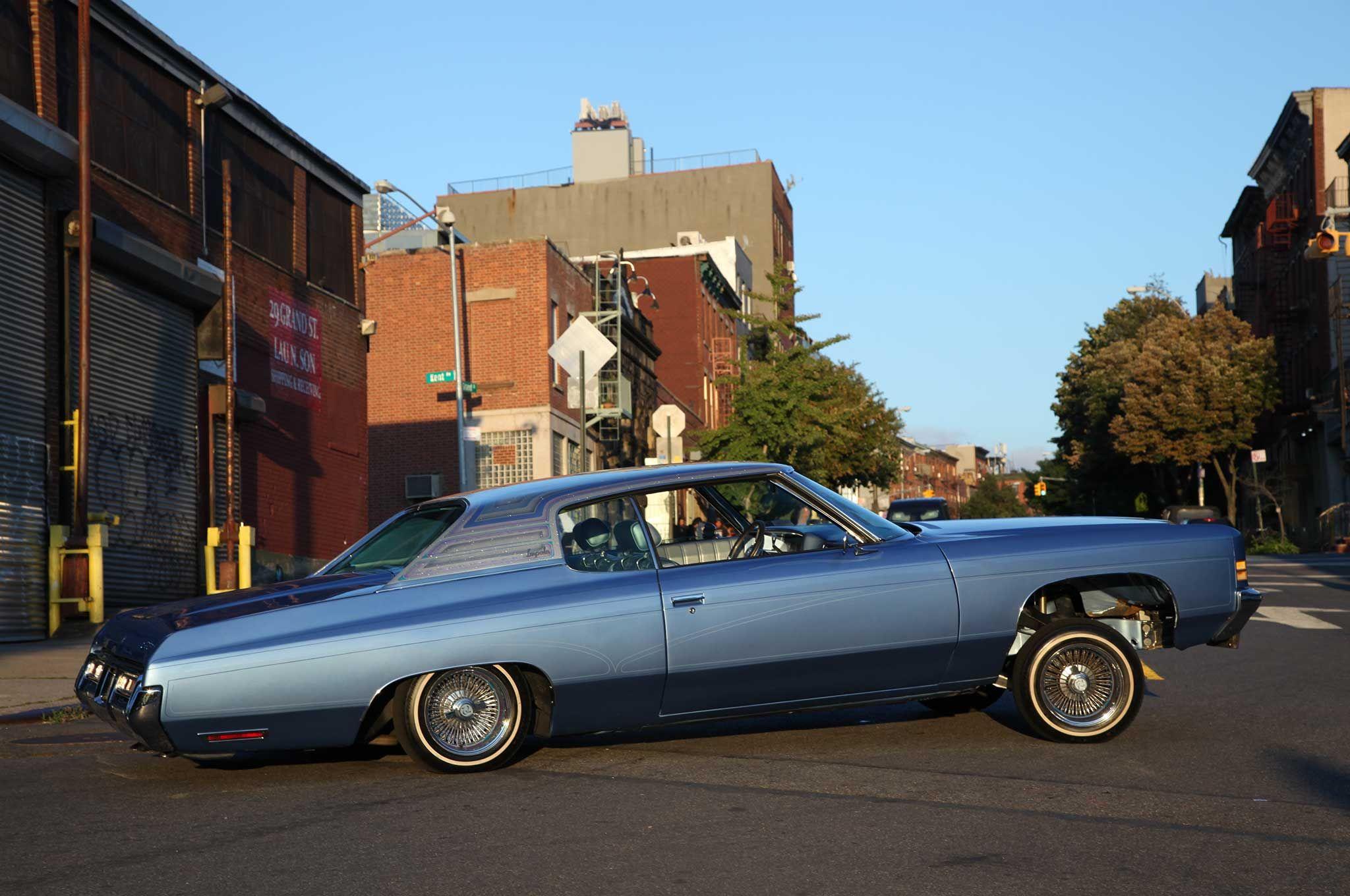 A 72 Chevy Impala That S La Built For Ny Riding Chevy Impala