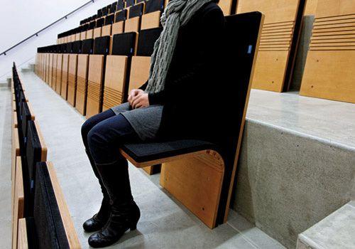 Sedie auditorium ~ Auditorium and stadium seating sedia systems design