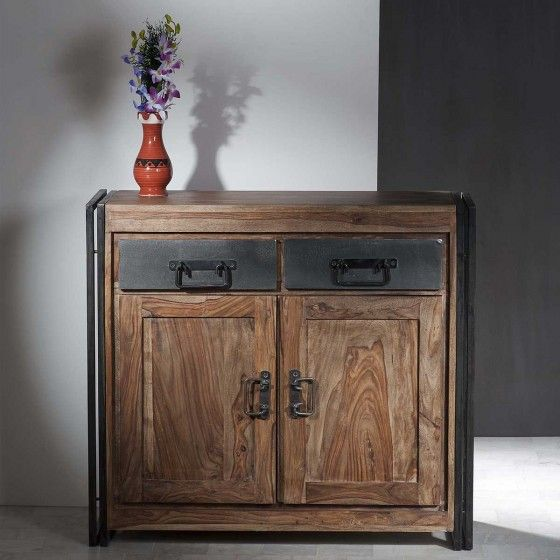 Commode industriel montaigne atylia commode design mobilier pinterest commode - Atylia meubles decoration ...