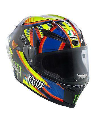 87c14aa2b5fca  apparel AGV Corsa Winter Test Limited Edition 2013 Street Helmet  Black Blue Green