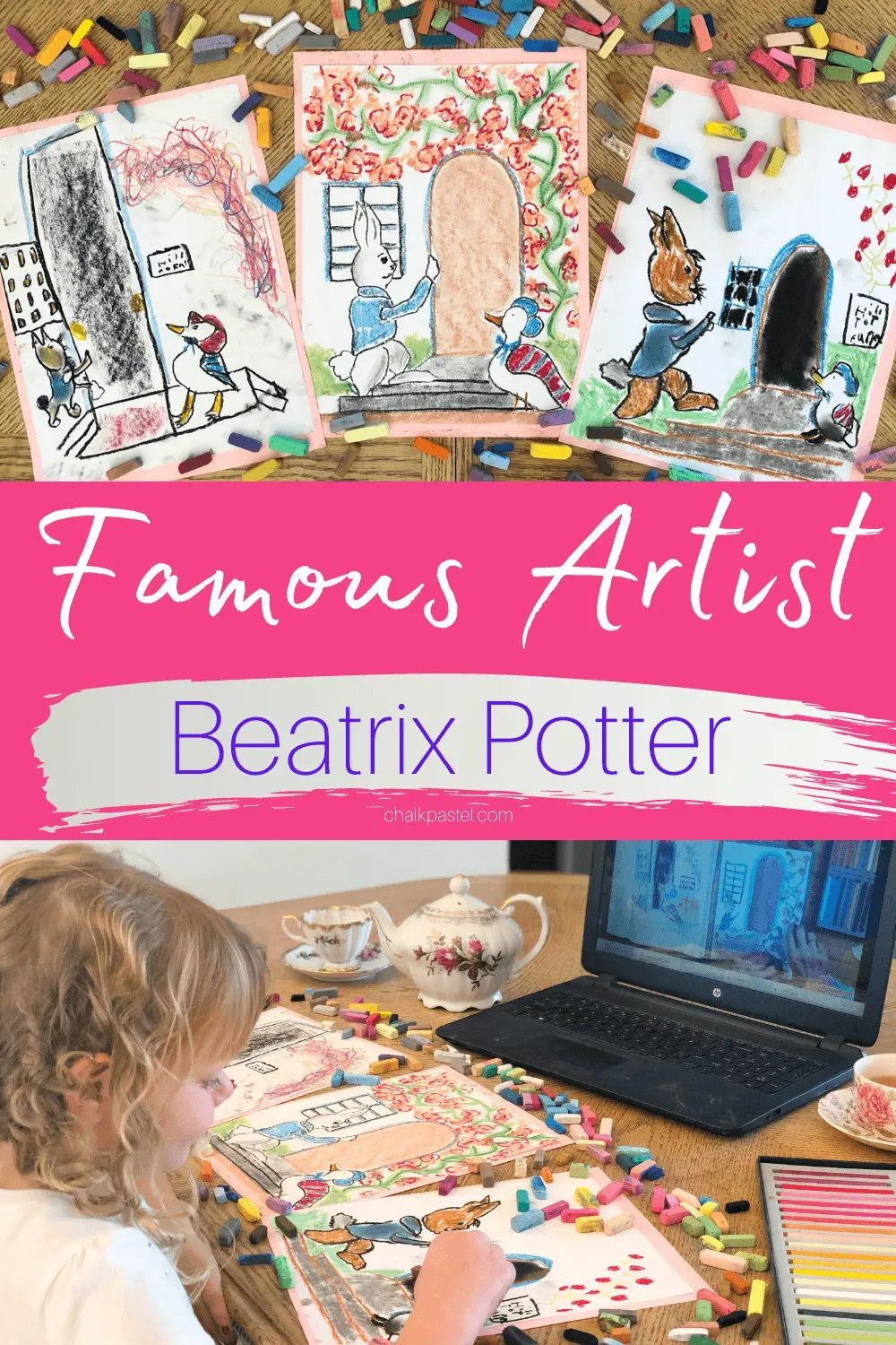 Famous artist beatrix potter you are an artist in 2021