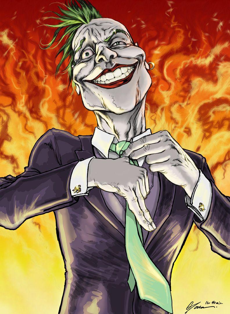 Joker by Daniel Govar
