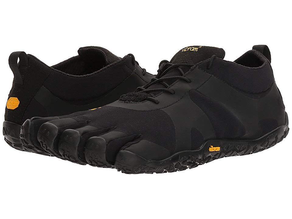 Vibram Mens FiveFingers V-Alpha Outdoor Shoes Black Sports Breathable Trainers