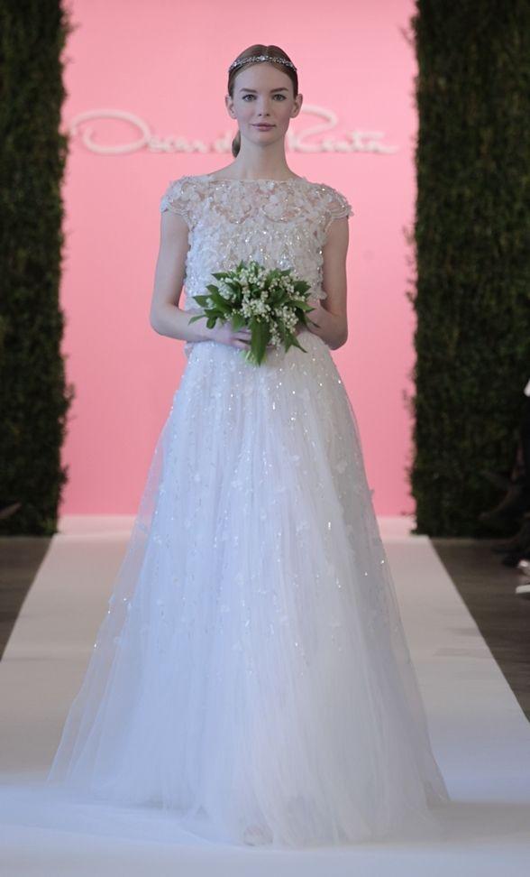 Vakko Wedding_OSCAR DE LA RENTA #bridal #gown | Wedding | Pinterest