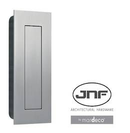 IN.16.402 JNF Stainless Steel Flush Pull