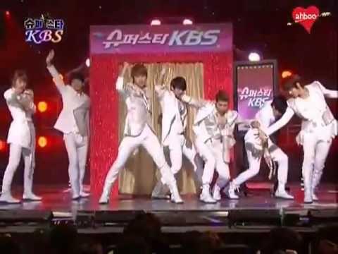 [eng sub] Infinite BTD trot (gag concert)