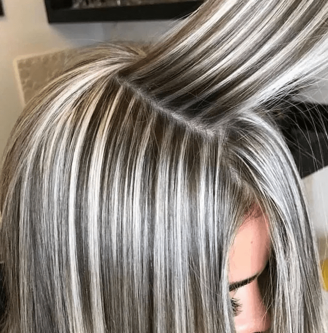 40 Wonderful Ideas For Gray Hairstyles This Year 24 Fcbihor Net Joyeux Noel20 In 2020 Gorgeous Gray Hair Hair Styles Gray Hair Highlights