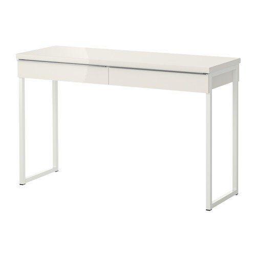 Kinderschreibtisch weiß ikea  IKEA Schreibtisch / Laptop-Tisch