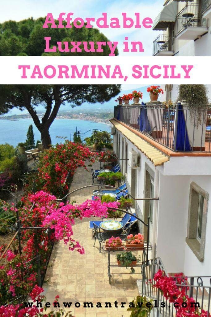 Your Affordable Luxury Accommodation in Taormina | Luxury ...