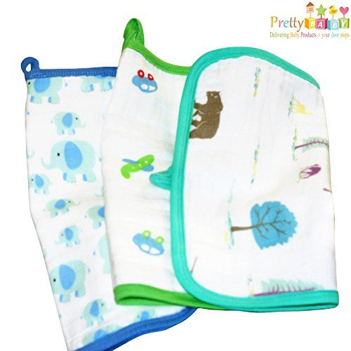 Introducing All Organic Super Absorbent Washcloth for your #baby from Pretty Baby Products © Why Baby Washcloth and Towels ? Baby #Washcloths are great for baby'...