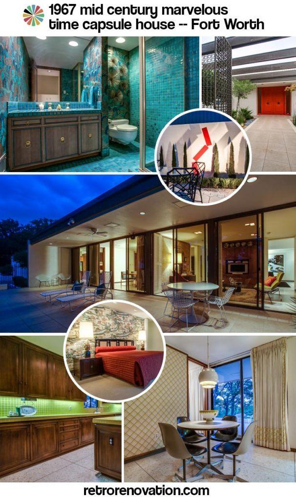 The house that A. Brandt Ranch Oak built: Gorgeous 1967 mid-century ...