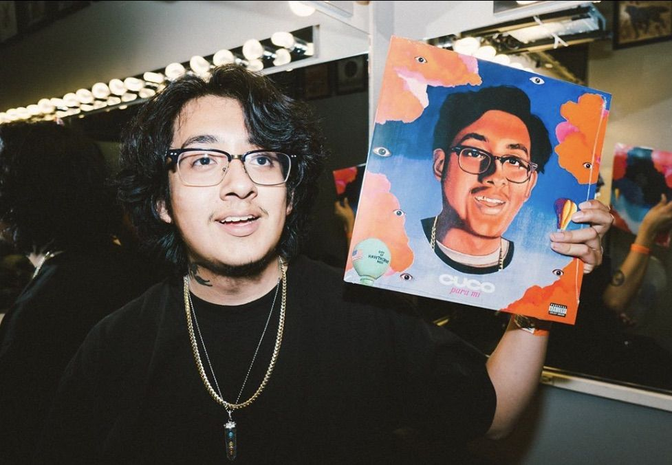 Para Mi, Cuco's Highly Anticipated Debut on Interscope Records, Out Today #cucowallpaper