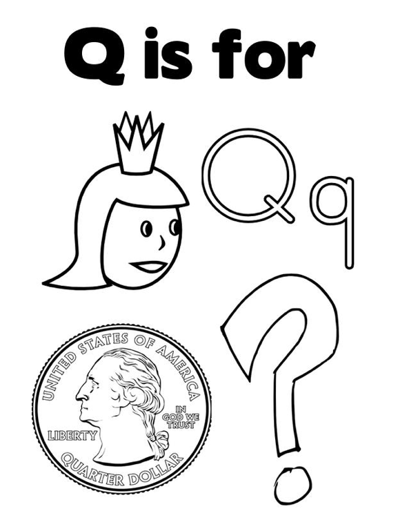 Alphabets coloring pages for kids and also different types of ...
