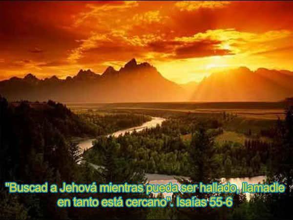 Lindos paisajes con pasajes bíblicos | Imagenes de amor | paisajes ...
