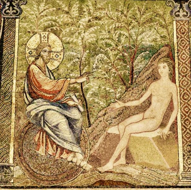 La genèse 2 La création d'Adam