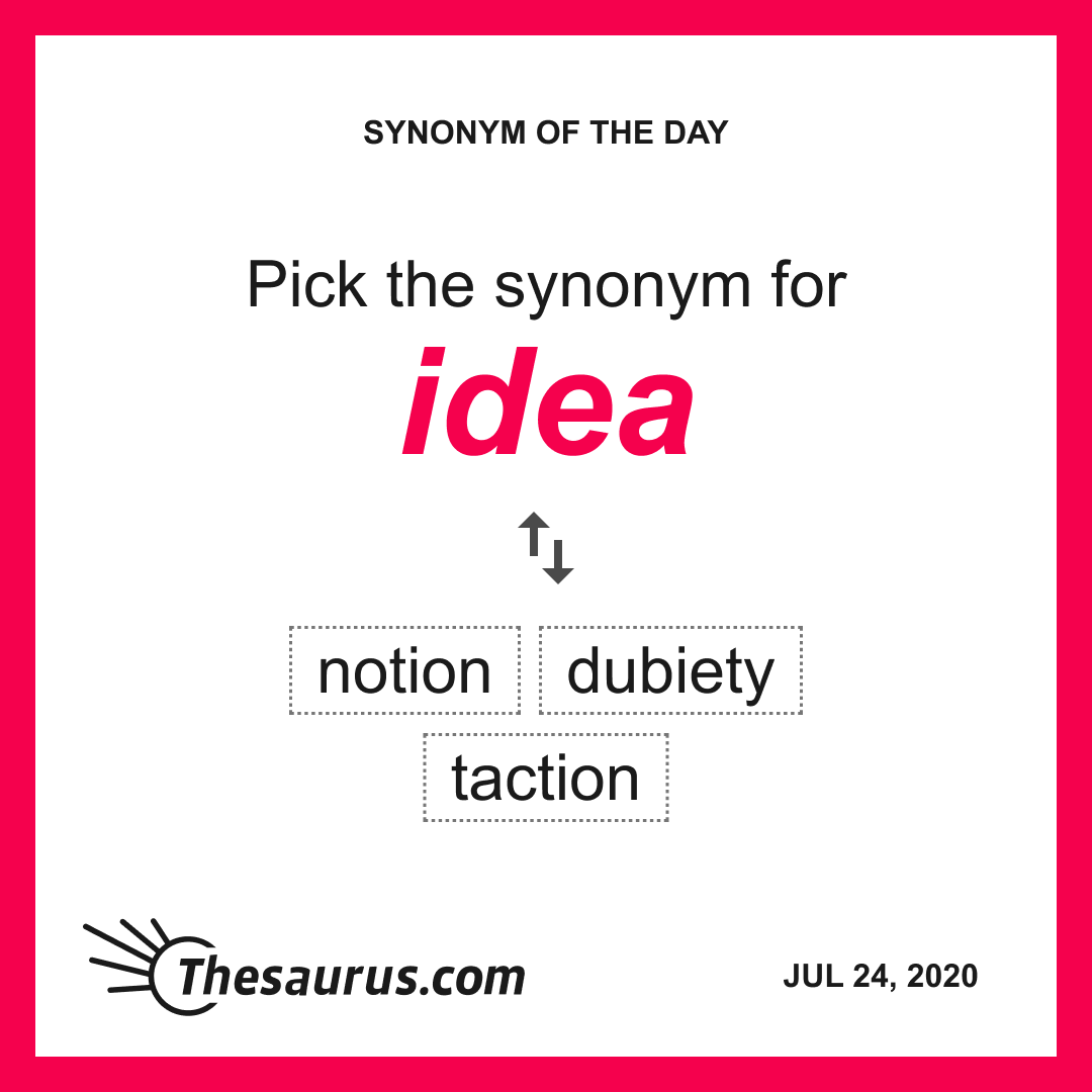 Can You Guess The Word Synonym Words Guess The Word