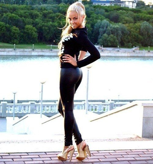 tumblr gym girls in tights | ... pants, j-eggings, tight pants, sexy ...