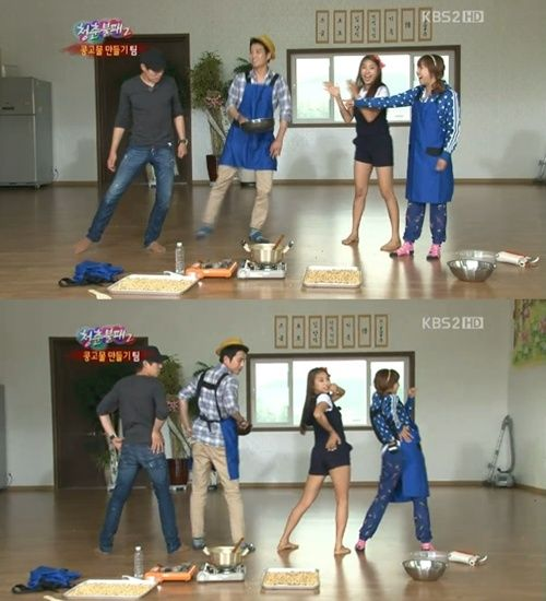 """Actor Joo Sang Wook admits to watching SISTAR's """"Alone"""" over 600 times"""