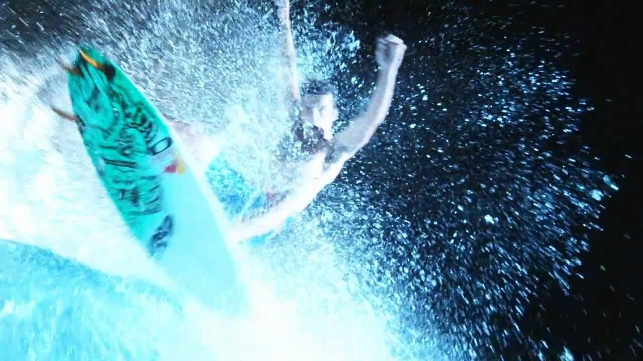 NIKE CHOSEN - BEHIND THE SCENES - SURF