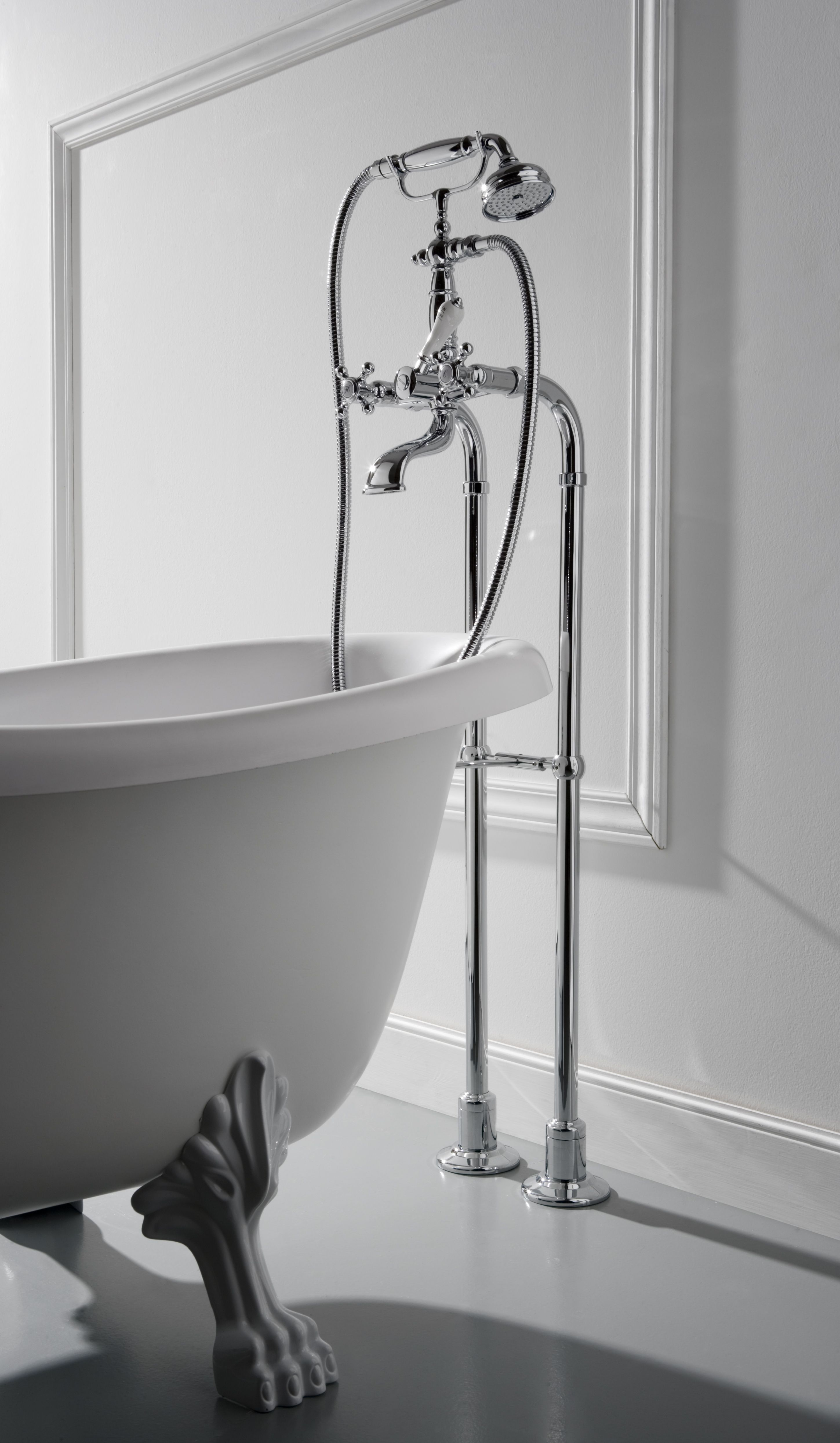 CANTERBURY Bathtub tap by Graff Europe West | graff faucets ...