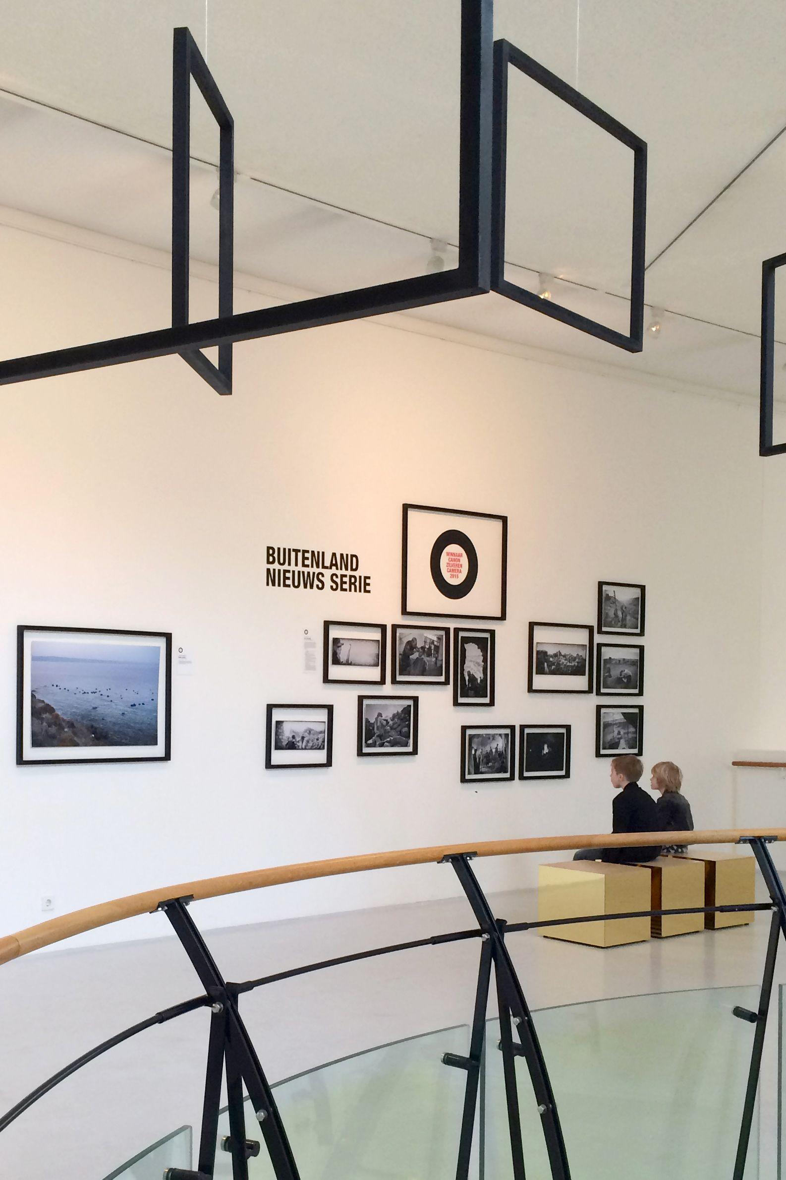 studio-EI -- Museum 1: Museum Hilversum. Meubelontwerp voor het ...