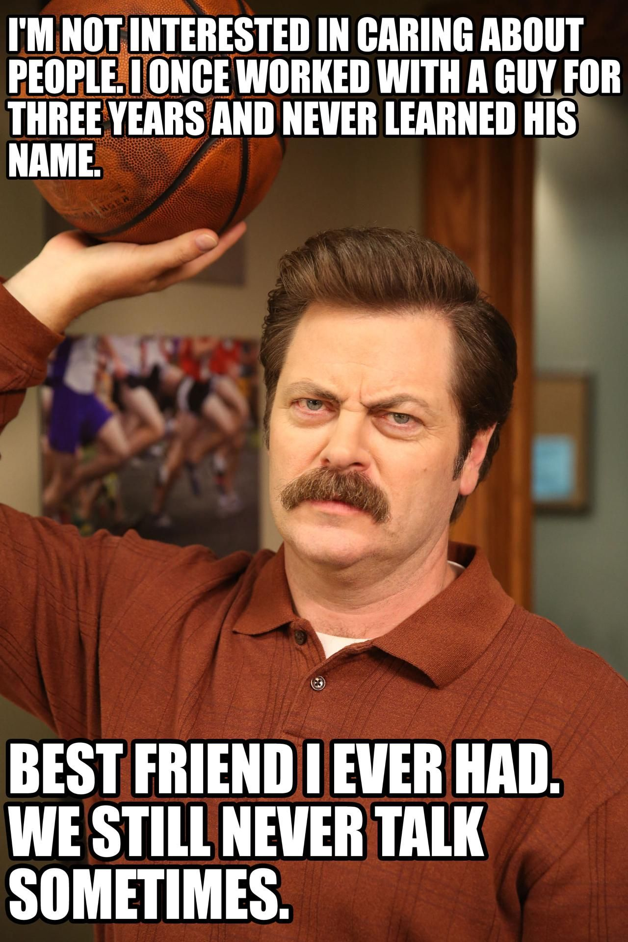 Ron Swanson Quotes Parks and Rec: 12 best Ron Swanson quotes | Parks and Rec | Ron  Ron Swanson Quotes