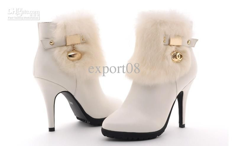 Gallery For \u003e White High Heel Shoes For