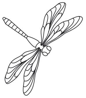 dragonflies urban threads unique and awesome embroidery designs