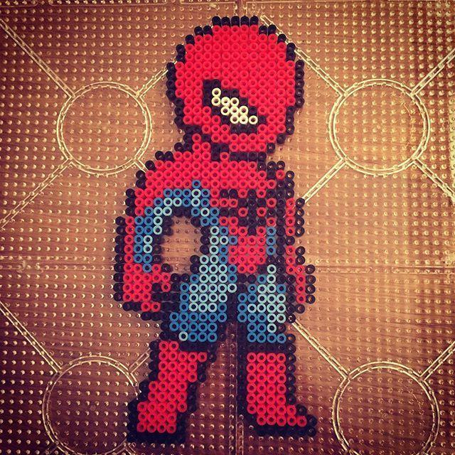 Wolverine Perler Bead Pattern   Bead Sprites   Characters ...   Superhero Fuse