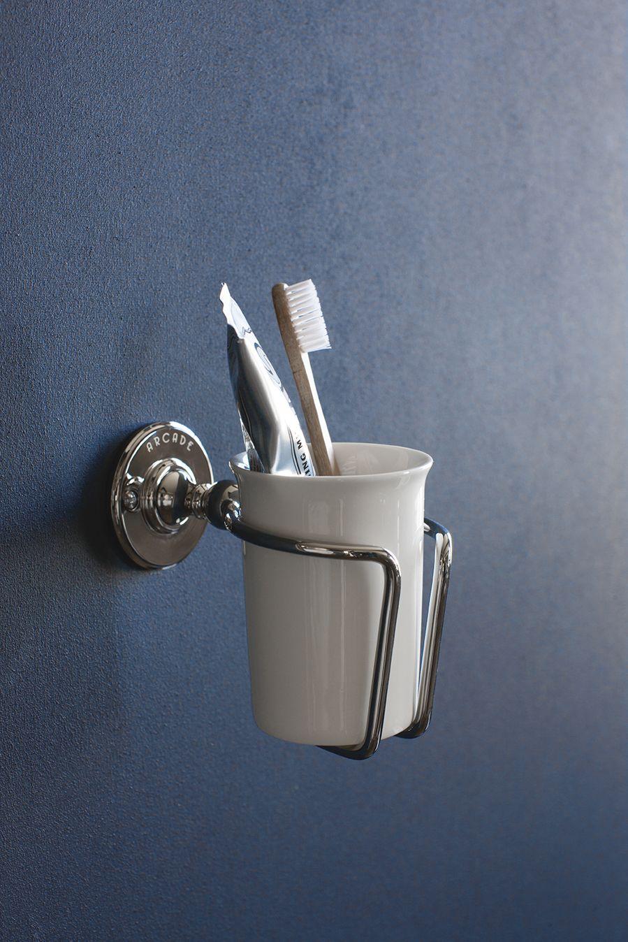 It S All In The Details Luxurybathroom Mytimelessbathroom Arcadebathrooms With Images Mug Holder China Mugs Bathroom Furnishings